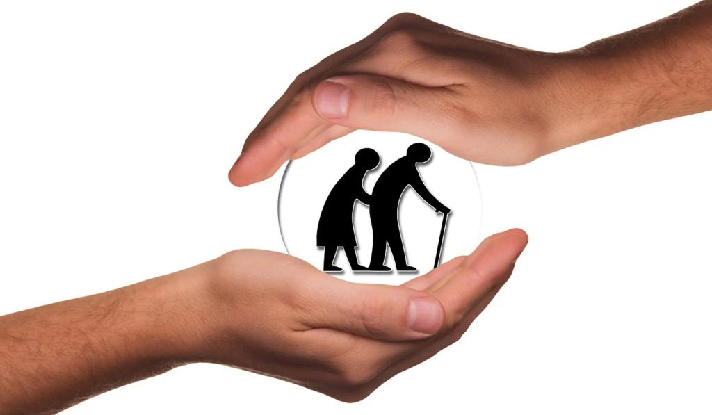 4 raisons de faire appel au service d'aide aux personnes âgées?